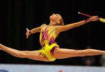 Яна Кудрявцева завоевала третье золото