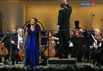 Швейцарский дирижер Миша Дамев и канадская певица Миша Брюггергосман выступили в столице