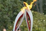 Олимпийский огонь начинает путешествие по России