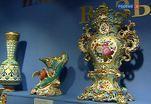 Участники Российского антикварного салона открыли доступ к своим сокровищам