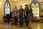 Финальное прослушивание в Большой Сводный Детский хор Валерия Гергиева