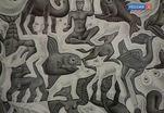 Выставка произведений Мариуса Корнелиса Эшера