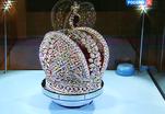 Реплика Большой императорской короны Российской империи выставлена в Историческом музее