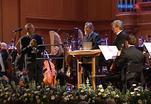 Году чешской музыки посвятил концерт Большой симфонический оркестр