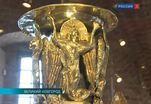 Выставка ювелирного искусства VI-XVII веков открылась в Новгородском кремле