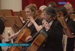 Мировая премьера нового сочинения композитора Сергея Слонимского состоялась в Петербурге