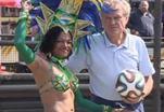 Позитивный настрой - кредо Бразилии