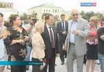 Владимир Мединский посетил Астрахань