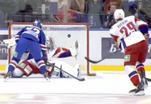 Хит-парад сейвов чемпионата КХЛ