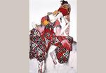 Более 30 собраний мира предоставили экспонаты для выставки произведений Льва Бакста