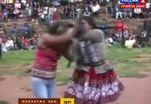 В Перу бойцов наказывают плеткой