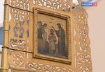 Патриарх Кирилл отслужил литургию в Богоявленском соборе в Елохове