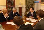 Мединский провел совещание с представителями кинопрокатных компаний