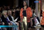 Валентин Юдашкин представил свою коллекцию на Неделе моды в Париже