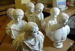 В Большой Гатчинский дворец возвращаются скульптуры из собрания графа Орлова