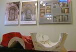 Открылась отчётная выставка отдела монументальной скульптуры ГосНИИР