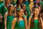 Финальный аккорд хоровой программы XIV Пасхального фестиваля