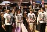 Концерт в Большом зале московской консерватории звезды мировой оперы посвятили Елене Образцовой