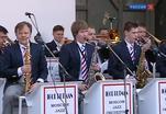 Игорь Бутман дал бесплатный концерт в столице