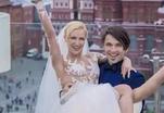 Российские фигуристы расписались на крыше