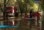 Продолжается эвакуация животных из затопленного зоопарка в Уссурийске