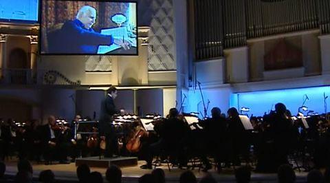 В Концертном зале имени Чайковского прозвучала музыка Исаака Шварца