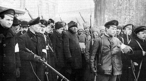 К 100-летию Февральской революции