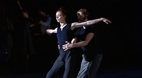 Солист Большого Андрей Меркурьев представил одноактные балеты на музыку Гласса и Шенберга