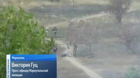 Бойцы нацгвардии расстреляли подростков