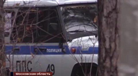 В Подмосковье задержаны участники ОПГ