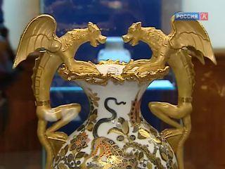 В Царицыно открыта выставка