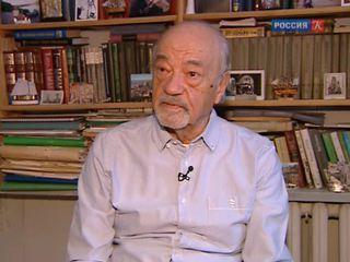 Писатель Игорь Золотусский отметил 85-летие