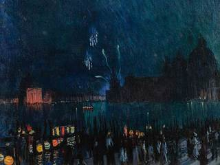 В Екатеринбурге выставили картину Бориса Кустодиева