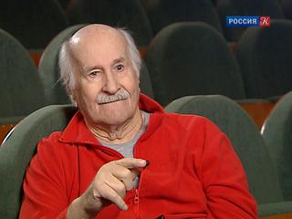 Владимир Зельдин отмечает 101-й день рождения