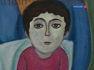 Работы осетинских художников демонстрирует выставка наивного искусства