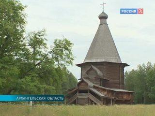 В Музее деревянного зодчества в Малых Корелах идут реставрационные работы
