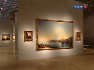 Выставка Айвазовского разрушит стереотипы о творчестве мариниста