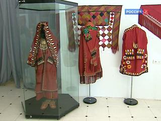 Музейные ценности Туркменистана представлены в Москве