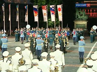 В столице открывается военно-музыкальный фестиваль