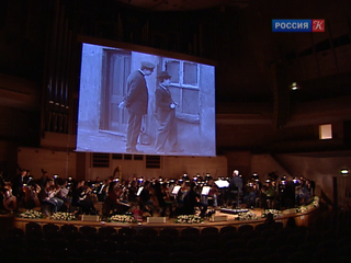 Сочинения Рахманинова и Чаплина открыли сезон в Московском Доме музыки