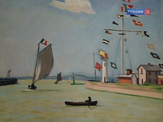 Экспозиция постимпрессиониста Альбера Марке открылась в Москве