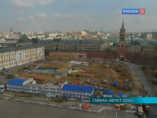 Песков: Вопрос о восстановлении монастырей на месте 14-го корпуса Кремля пока не стоит
