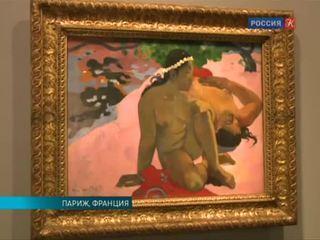 Полотна из коллекции Щукина собраны на уникальной выставке в Париже