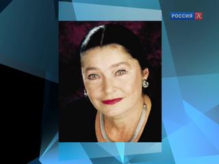 Не стало актрисы Валерии Заклунной
