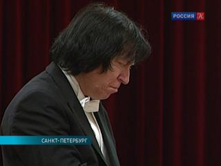 Максим Федотов встал за пульт Оркестра Петербургской филармонии