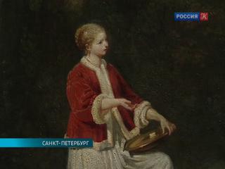 Картины из особняка барона Штиглица привезли в Эрмитаж