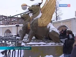 В Петербурге готовятся к реконструкции Банковского моста
