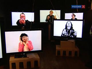 Выставка Владимира Опара открылась в Московском музее современного искусства