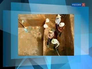 Гробницы возрастом более 1700 лет найдены в Китае