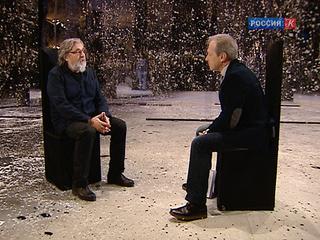 Интервью с режиссером Евгением Арье